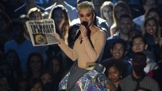 2017 MTV Video Music Awards - Show, Inglewood, USA - 27 Aug 2017